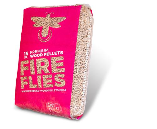 woodpellets fireFlies