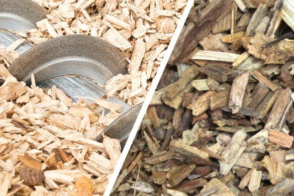 Close Up of Wood Chip Auger for Biomass Boiler © www.istockphoto.com/georgeclerk